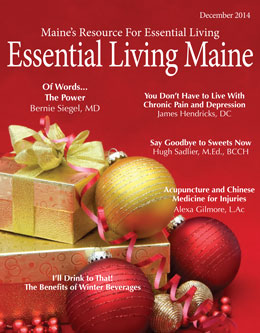 EssentialLivingMaine_December_Digital_2014_Cover_Yudu