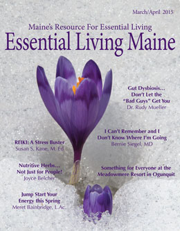 EssentialLivingMaine_March_2015_Cover_Yudu
