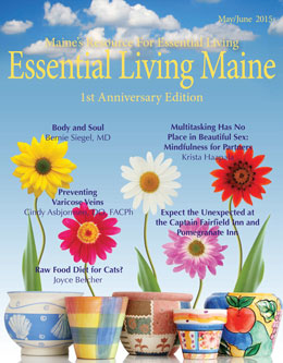 EssentialLivingMaine_May_2015_Cover_Yudu