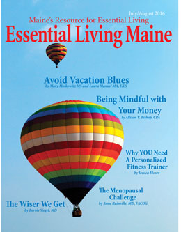 EssentialLivingMaine_July_2016_Cover_Yudu