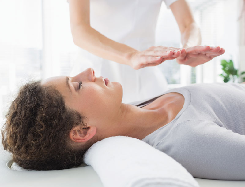The Healing Modality of Reiki