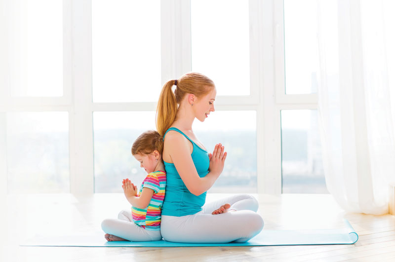 Meditation Mindfulness and Yoga for Kids