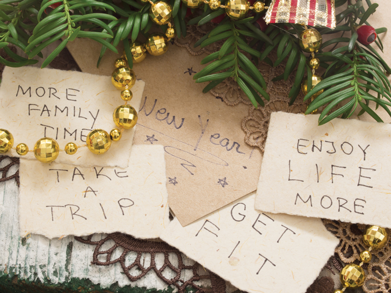 New Years Resolutions That Bring Lasting Change