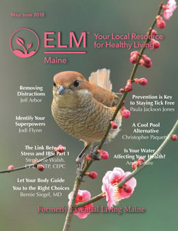 EssentialLivingMaine_May_2018_Cover_Yudu