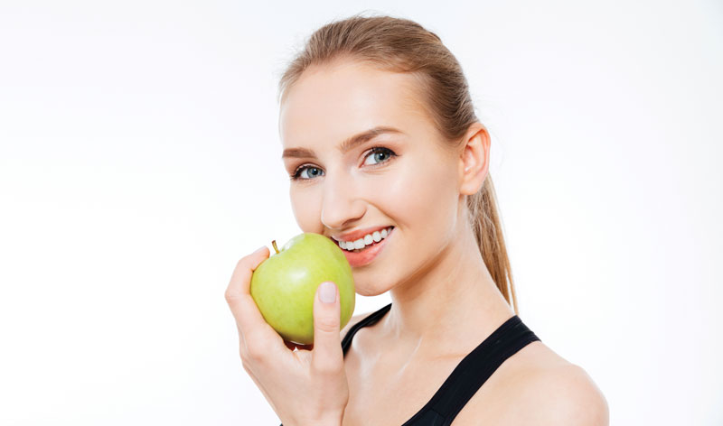 Healthy Skin from Healthy Foods