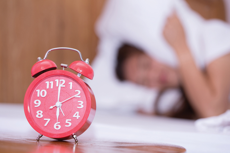 Restless Leg Syndrome and Sleeplessness