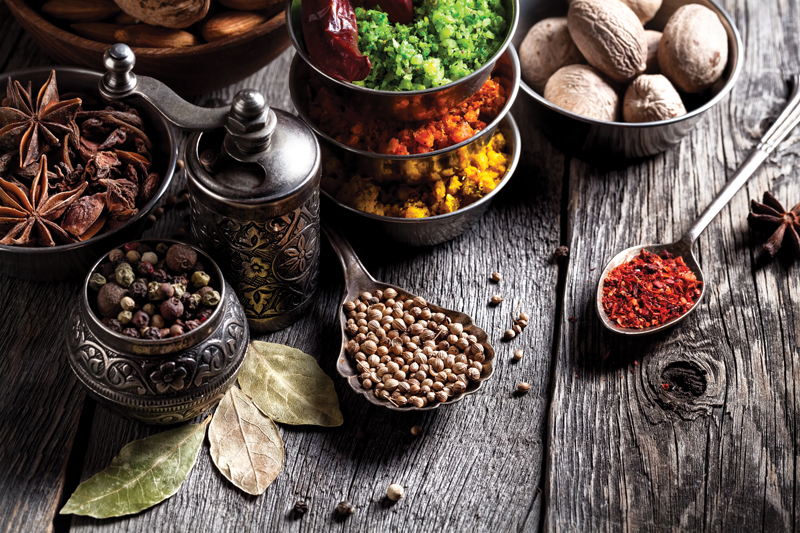 Chinese Dietary Therapy_How Flavors Affect Our Body
