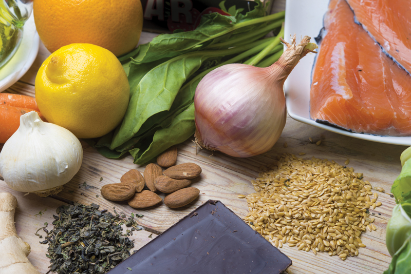 Reducing Cancer Risk Through Nutrition and Lifestyle